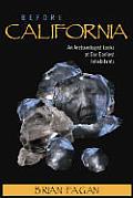 Before California (Images of America)