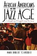 African Americans In The Jazz Age: A Decade Of Struggle & Promise (African American History) by Mark R. Schneider