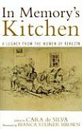 In Memory's Kitchen : a Legacy From the Women of Terez'n (96 Edition)