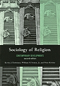 Sociology of Religion: Contemporary Developments (2ND 09 Edition)