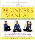 American Yoga Associations Beginners Manual