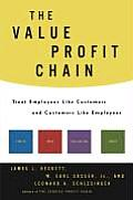 Value Profit Chain Treat Employees Like Customers & Customers Like Employees