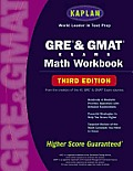 Kaplan Gre & Gmat Exams Math Workboo 3rd Edition