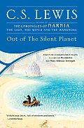 Out of the Silent Planet (Space Trilogy) Cover