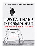 The Creative Habit: Learn It and Use It for Life Cover