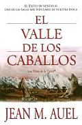 El Valle de los Caballos / The Valley of the Horses (Earth's Children) Cover