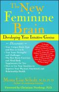 The New Feminine Brain: Developing Your Intuitive Genius Cover
