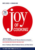 Joy of Cooking: 75th Anniversary Edition Cover