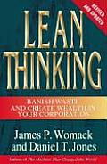 Lean Thinking Banish Waste & Create Wealth in Your Corporation Revised & Updated