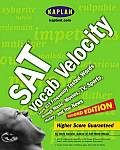 Sat Verbal Velocity 2ND Edition Learn 623 Freque