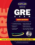 Kaplan Gre Exam 2005 With Cdrom