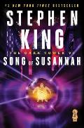 Song of Susannah: The Dark Tower VI (The Dark Tower #06) Cover