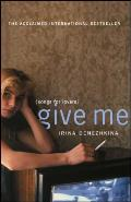 Give Me: Songs for Lovers Cover