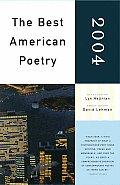 Best American Poetry 2004