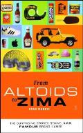 From Altoids to Zima The Surprising Stories Behind 125 Famous Brand Names