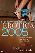 The Best American Erotica 2005 Cover