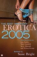 Best American Erotica 2005