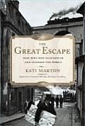 Great Escape Nine Jews Who Fled Hitler & Changed the World