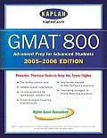 Kaplan Gmat 800 2005 2006