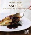 Williams Sonoma Mastering Sauces Salsas