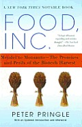 Food, Inc.: Mendel to Monsanto--The Promises and Perils of the Biotech Harvest Cover