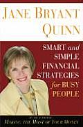Smart and Simple Financial Strategies for Busy People Cover