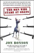 Men Who Stare At Goats (06 Edition) Cover