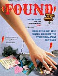 Found II: More of the Best Lost, Tossed, and Forgotten Items from Around the World Cover