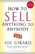 How to Sell Anything to Anybody Cover