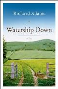 Watership Down: A Novel Cover