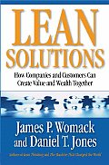 Lean Solutions: How Companies and Customers Can Create Value and Wealth Together Cover