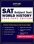 Kaplan Sat Subject Test 2006 2007 World