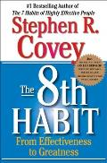 The 8th Habit: From Effectiveness to Greatness Cover