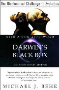 Darwins Black Box The Biochemical Challenge to Evolution