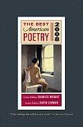 Best American Poetry 2008