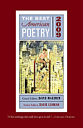 Best American Poetry 2009 Series Editor David Lehman