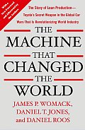 Machine That Changed the World The Story of Lean Production Toyotas Secret Weapon in the Global Car Wars That Is Now Revolutionizing World Ind