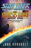 Genesis Wave :Star Trek TNG by John Vornholt