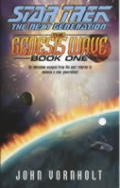 Star Trek Next Generation #01: The Genesis Wave Book One