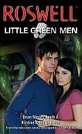 Little Green Men Roswell