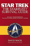 The Star Trek: The Starfleet Survival Guide