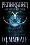 Pendragon, Book 4: The Reality Bug Cover