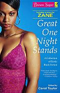 Brown Sugar #02: Great One Night Stands - A Collection of Erotic Black Fiction Cover