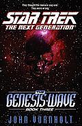 The Genesis Wave Book Three by John Vornholt