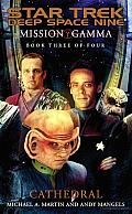 Cathedral Star Trek Deep Space Nine Mission Gamma Book 3