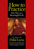 How to Practice: The Way to a Meaningful Life (His Holiness the Dalai Lama) Cover