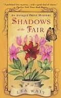 Shadows At The Fair An Antique Print M