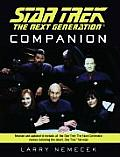 Star Trek The Next Generation Companion Revised & Update