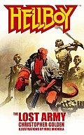 Lost Army Hellboy
