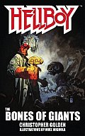 The Bones of Giants (Hellboy) Cover